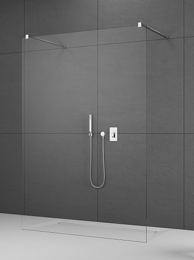 CABINA DE DUS TIP WALK-IN MODO NEW I 120cm RADAWAY