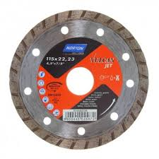 DISC DIAMANTAT VULCAN TILE 125*22.23 NORTON
