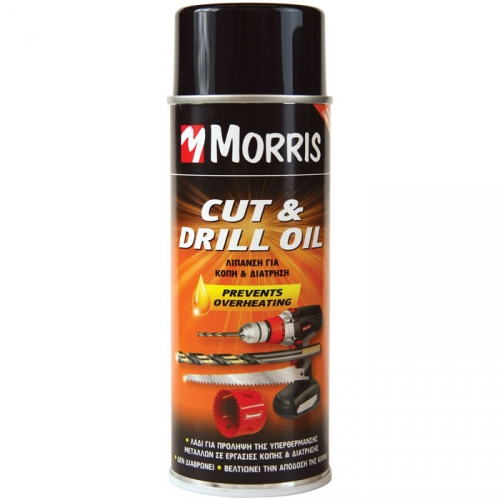 SPRAY ULEI TAIERE - GAURIRE MORRIS 400 ml