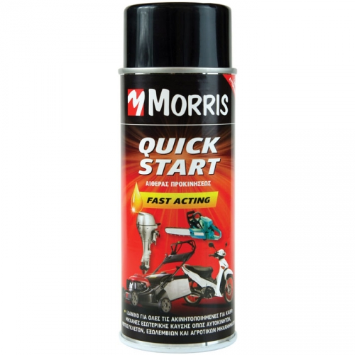 SPRAY PORNIRE MOTOR MORRIS 400 ml