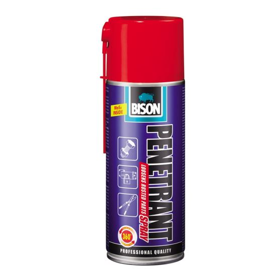 PENETRATING SPRAY ULEI PENETRANT 400ml BISON