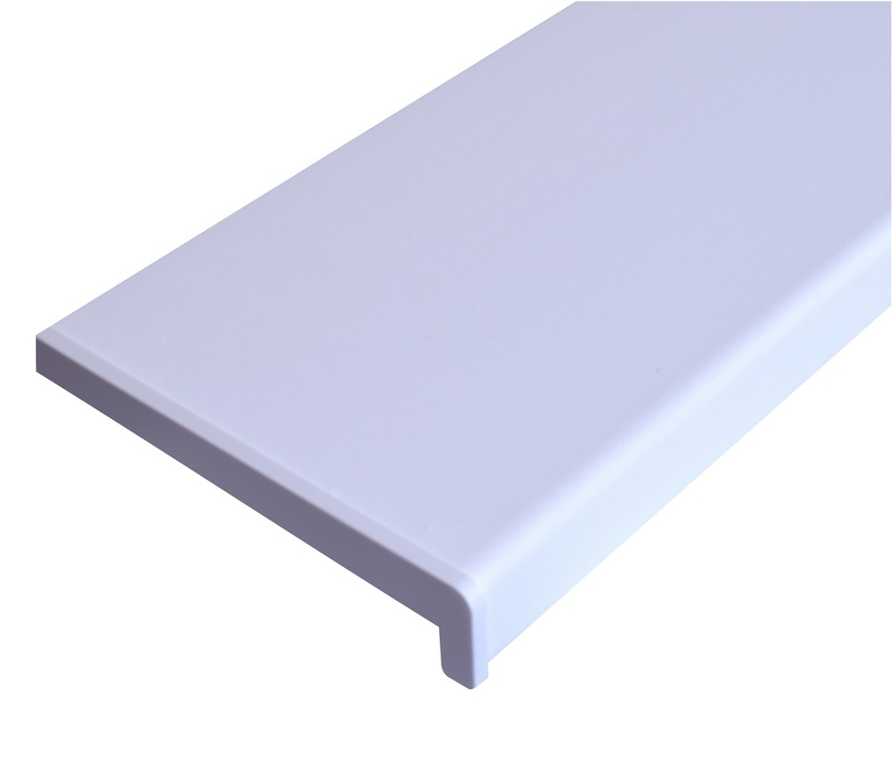 GLAF INTERIOR PVC 150 mm ALB