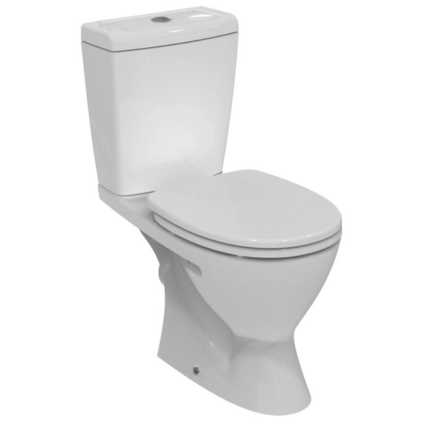 SET WC EUROVIT PLUS EV ORIZONTALA V337001 IDEAL STANDARD