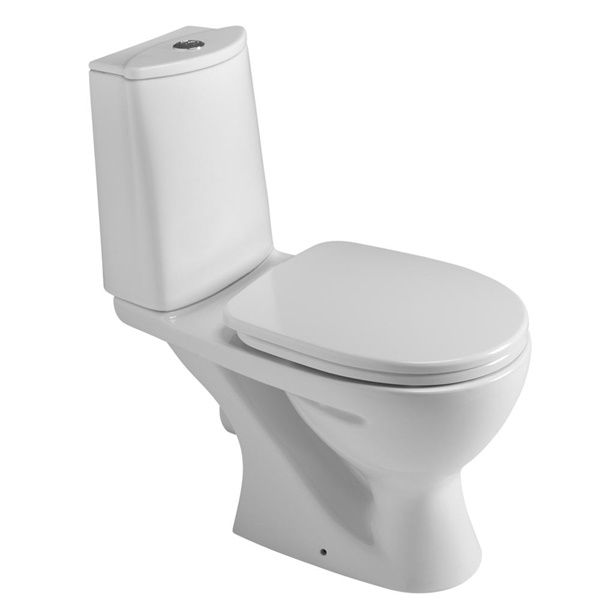 SET WC OCEANE FCT BIDEU CU CAPAC W910701 IDEAL STANDARD