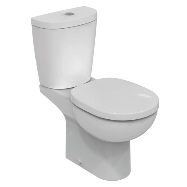 SET WC STATIV CONNECT CLASSIC CU CAPAC SC E804801 IDEAL STANDARD