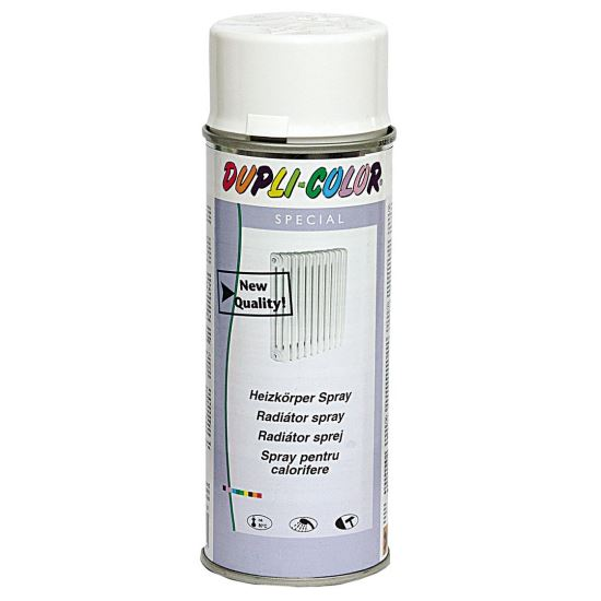 SPRAY D LINE RADIATOR ALB 200ml DUPLI - COLOR