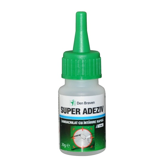 ADEZIV SUPER GLUE 20 GR BOSTIK