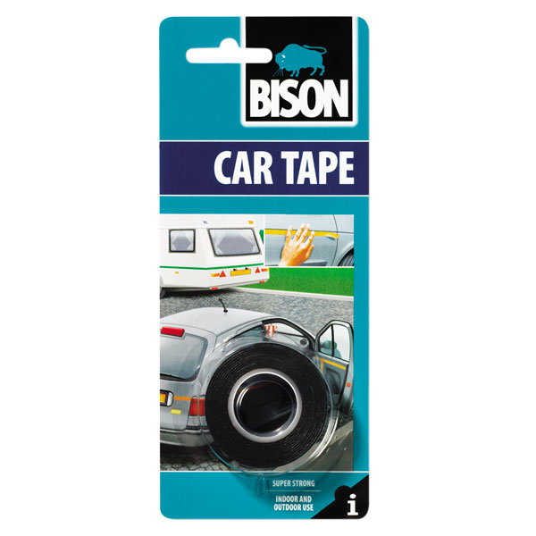 BANDA ADEZIVA CAR TAPE BISON