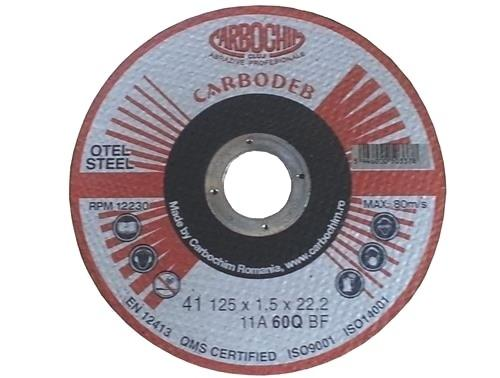 DISC DEBITARE METAL 115 - 2.5 CARBOCHIM